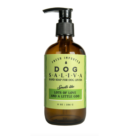 Dog Saliva Liquid Soap