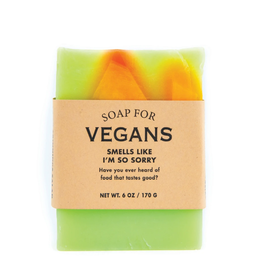 A Soap for Vegans