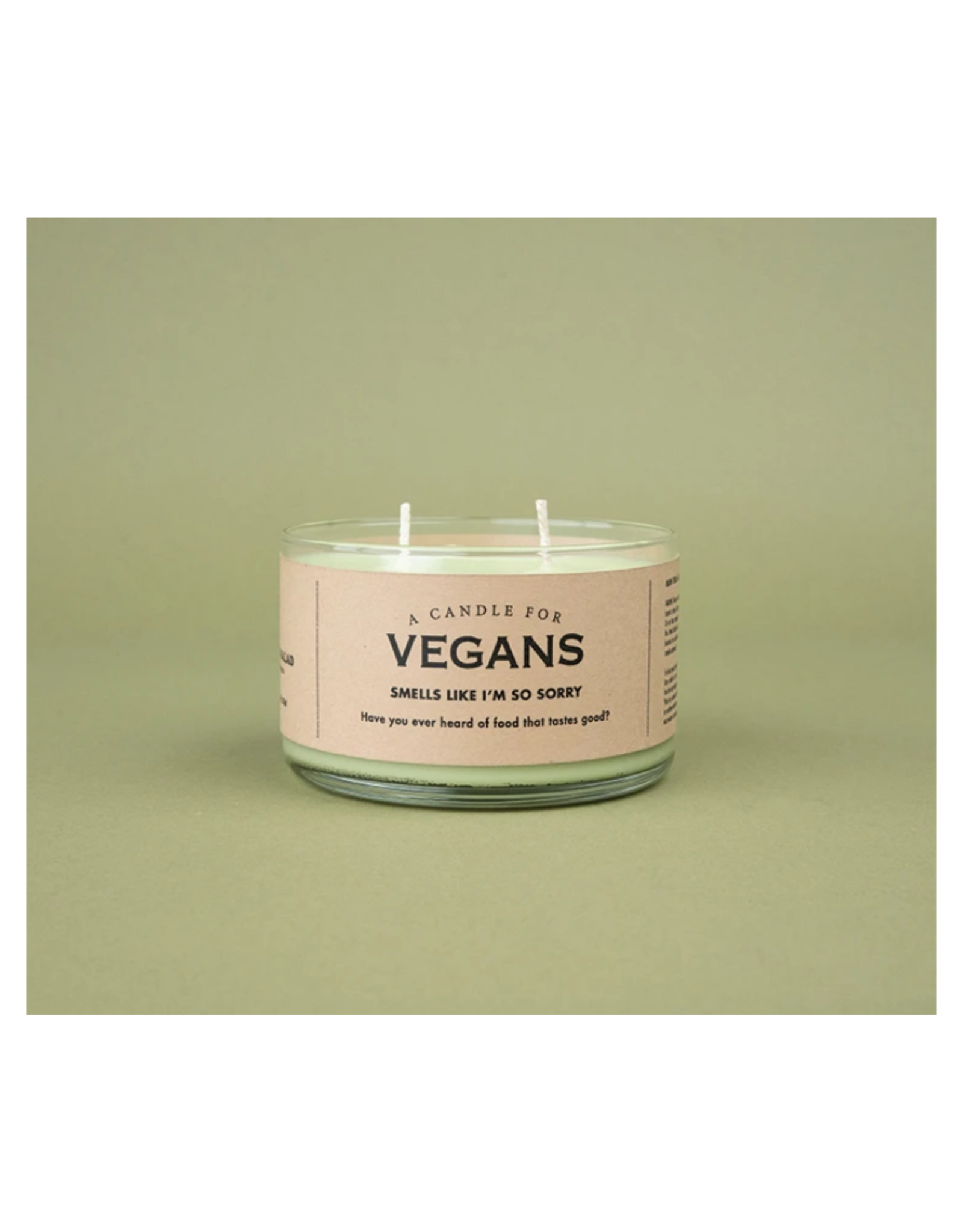 A Candle for Vegans
