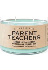 A Candle for Parent Teachers