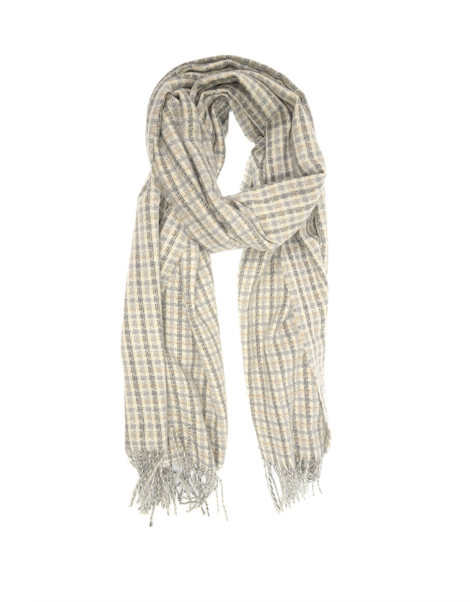 Tattersall Scarf (3 colors!)