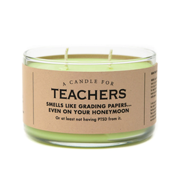 A Candle for Teachers