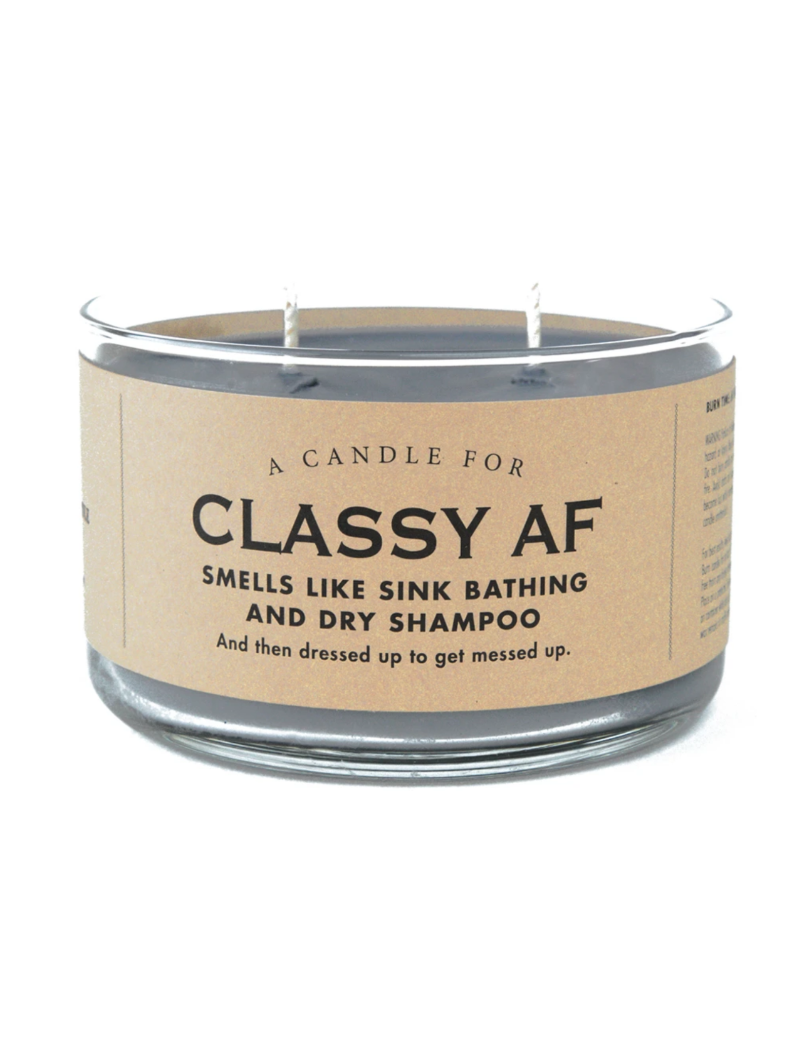 A Candle for Classy AF