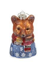 Flurry Fox Ornament