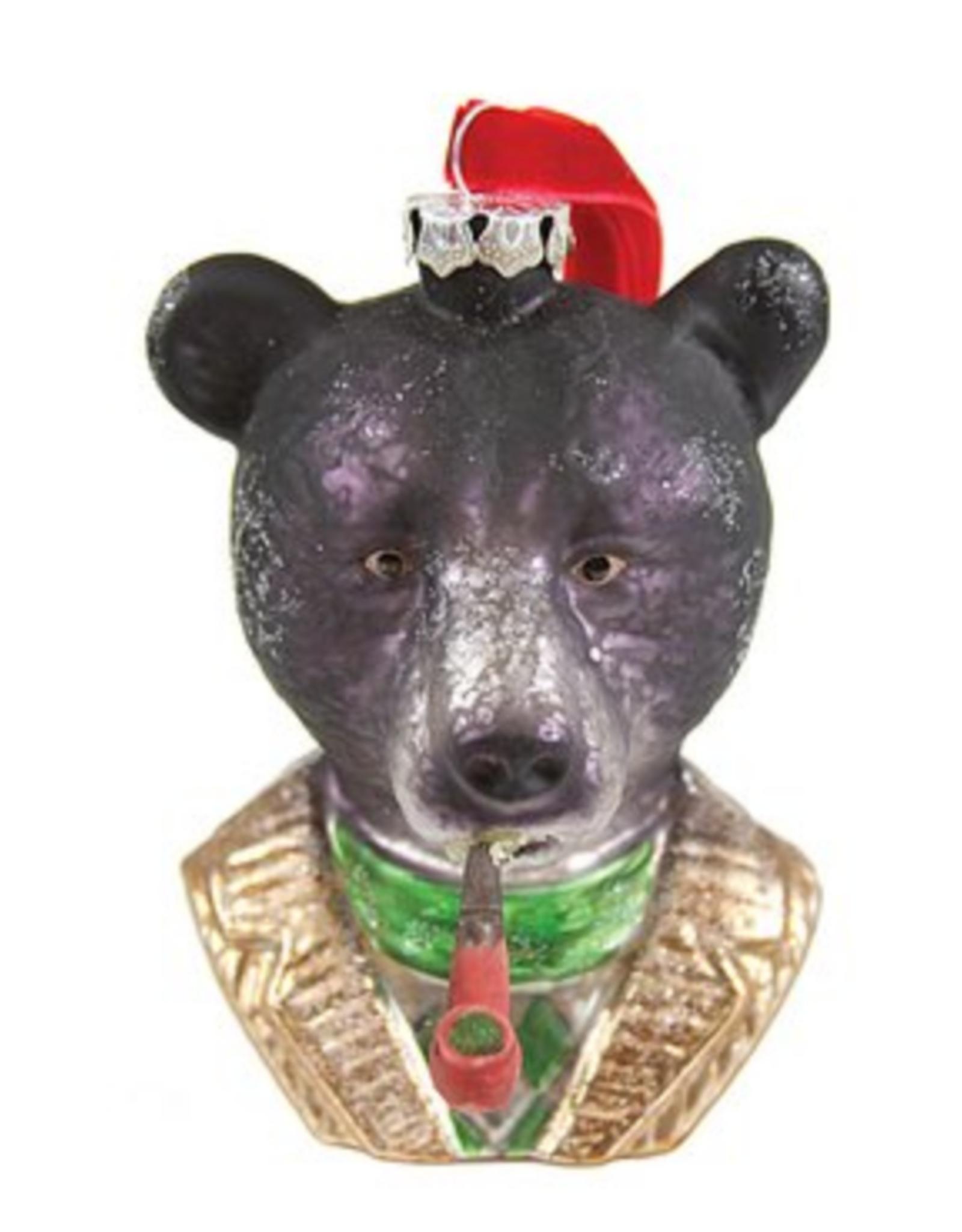 Mr. Bear Ornament