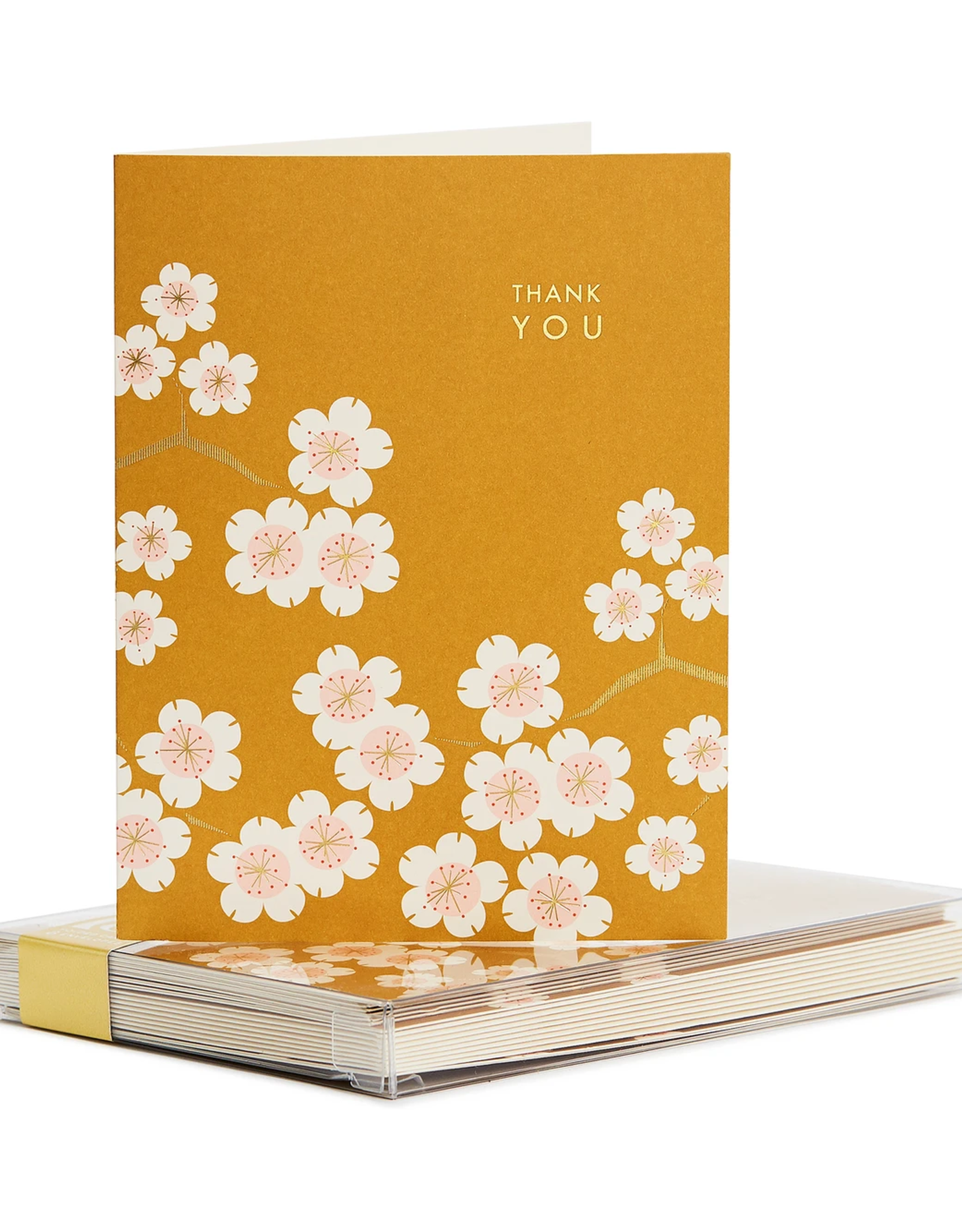 Cherry Blossoms Boxed Cards Set of 8