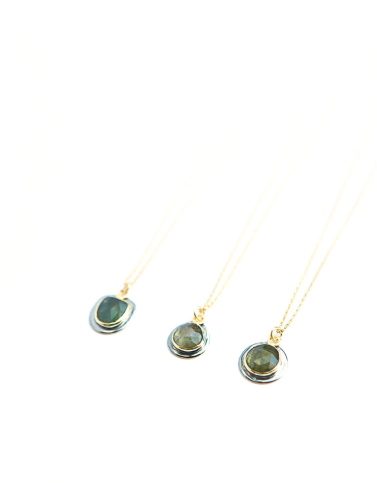 Tourmaline Medley Necklace