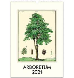 2021 Wall Calendar : Arboretum