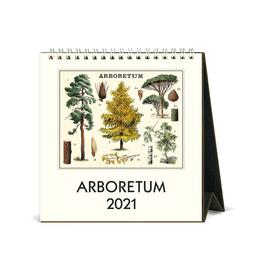 2021 Desk Calendar: Arboretum