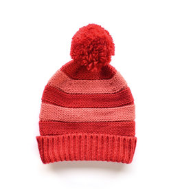 Striped Pom Hat (2 Colors!)