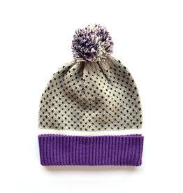 Dotty Pom Hat