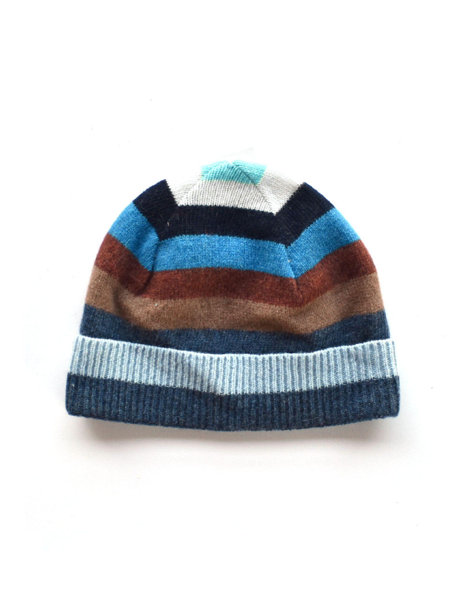 Wool Striped Hat (2 Colors!)