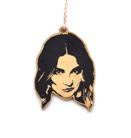 Alexis Schitt's Creek Wooden Ornament