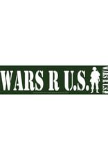 Wars R Us Sticker