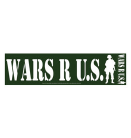 Wars R Us Sticker