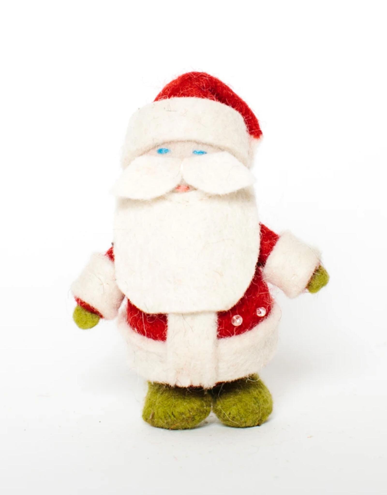 Ho Ho Ho Santa Ornament