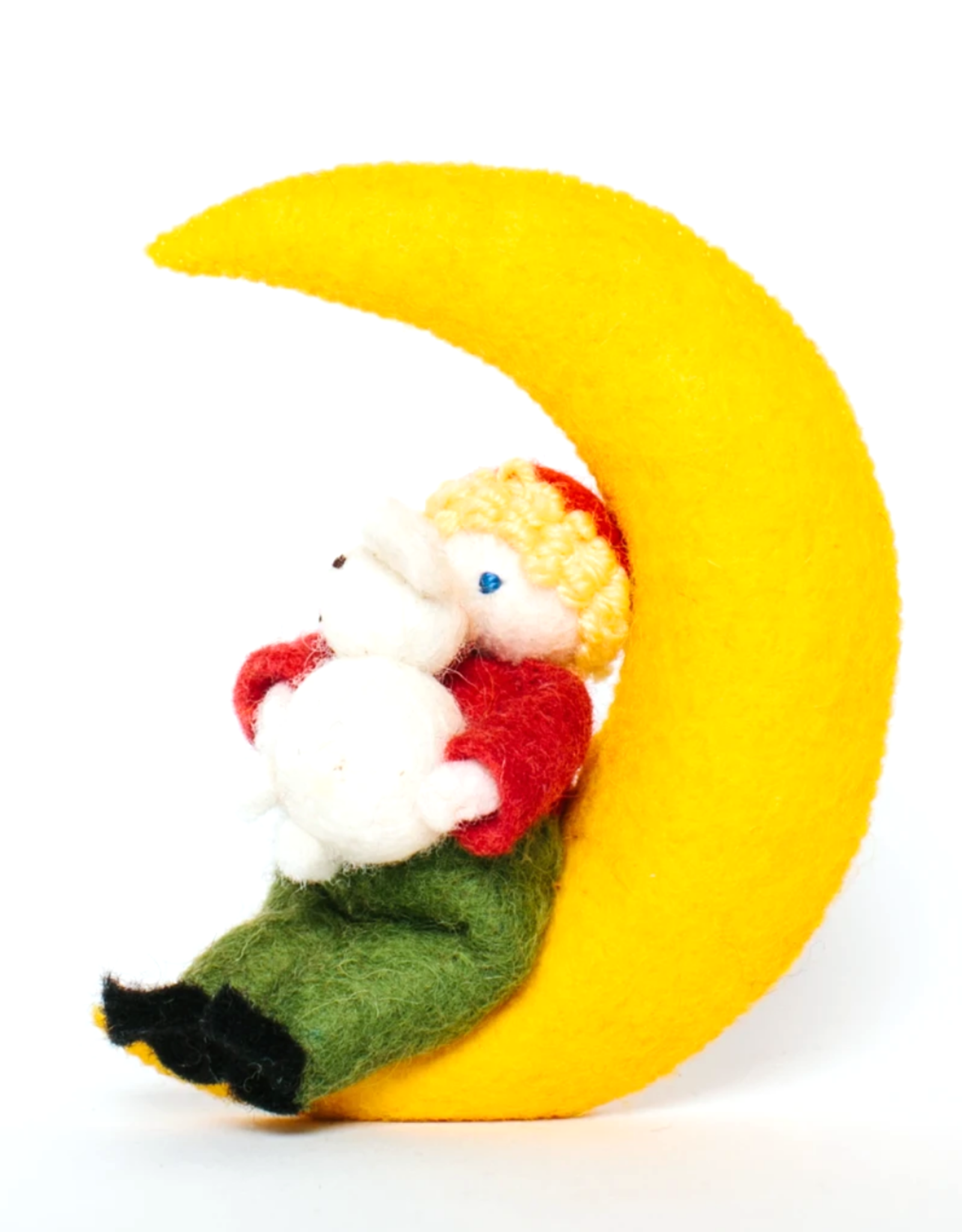 Man on the Moon Ornament