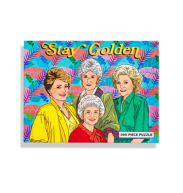 Golden Girls Puzzle 500 Pieces