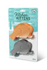 Kitchen Kittens Sponges