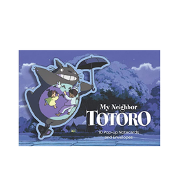 My Neighbor Totoro Pop-Up Cards