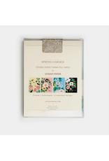 Spring Garden Greeting Cards Set of 8