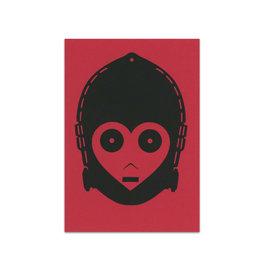 C3PO Framed Print