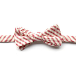 Bow Tie - Candy Cane