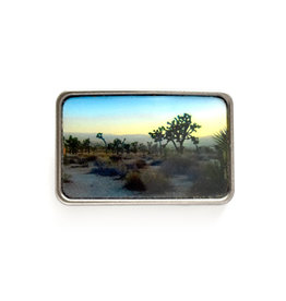 Belt Buckle- Joshua Tree