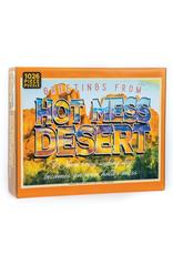 Hot Mess Desert Puzzle
