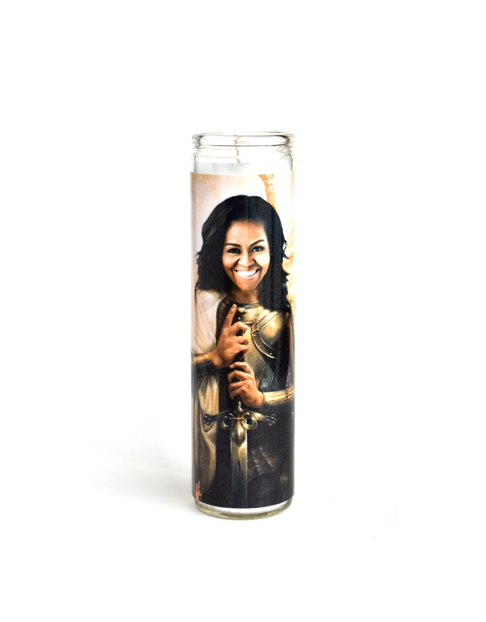 St. Michelle Obama Prayer Candle