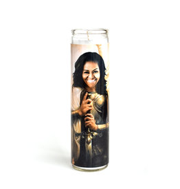 St. Michelle Obama Prayer Candle
