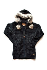 Juneau Zip Sweater