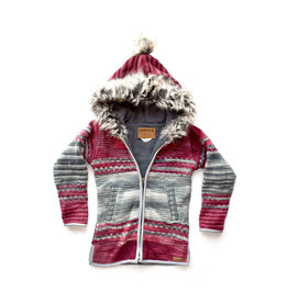 Sophie Kids Zip Sweater