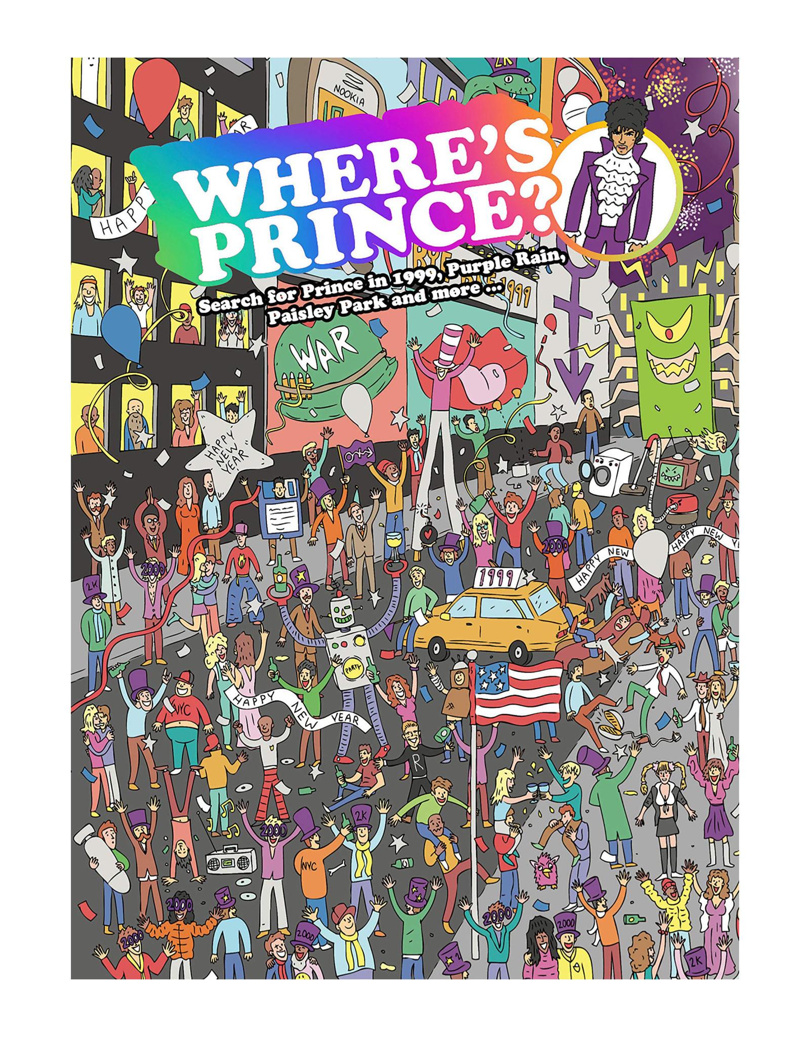 Where's Prince?