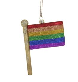Pride Flag Ornament