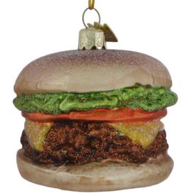 Fast Food Burger Ornament