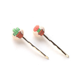 Cactus Hairpins