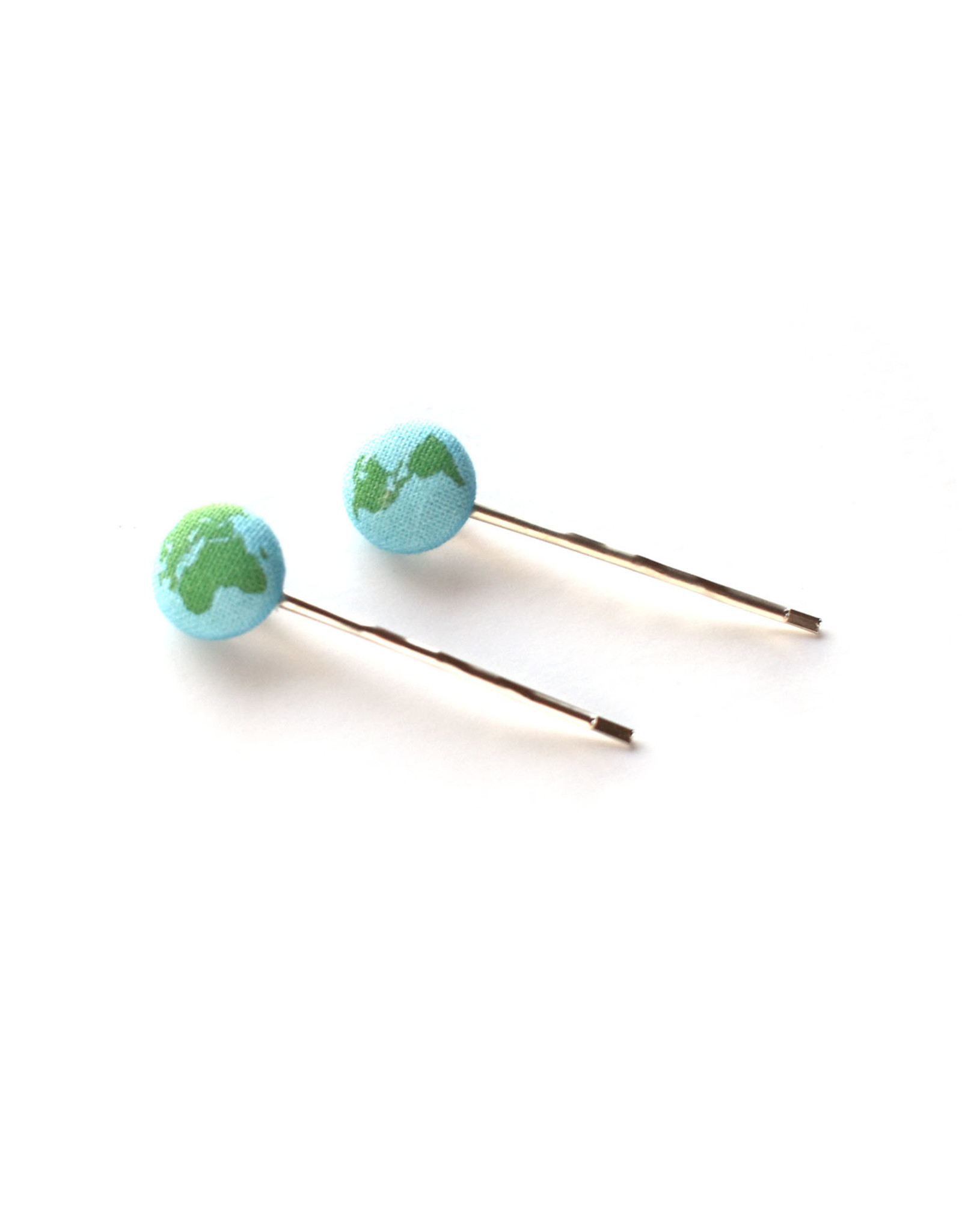 Earth Hairpins