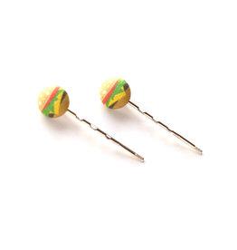 Burger Hairpins