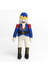 Nutcracker Prince Ornament