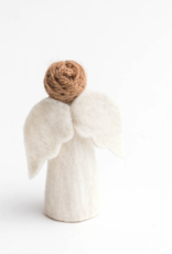 Angel Gift Ornament - Heart of Gold