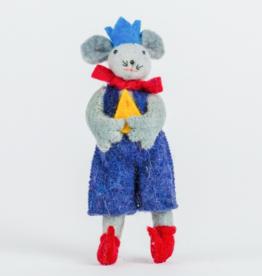 Mouse King Ornament - Nutcracker