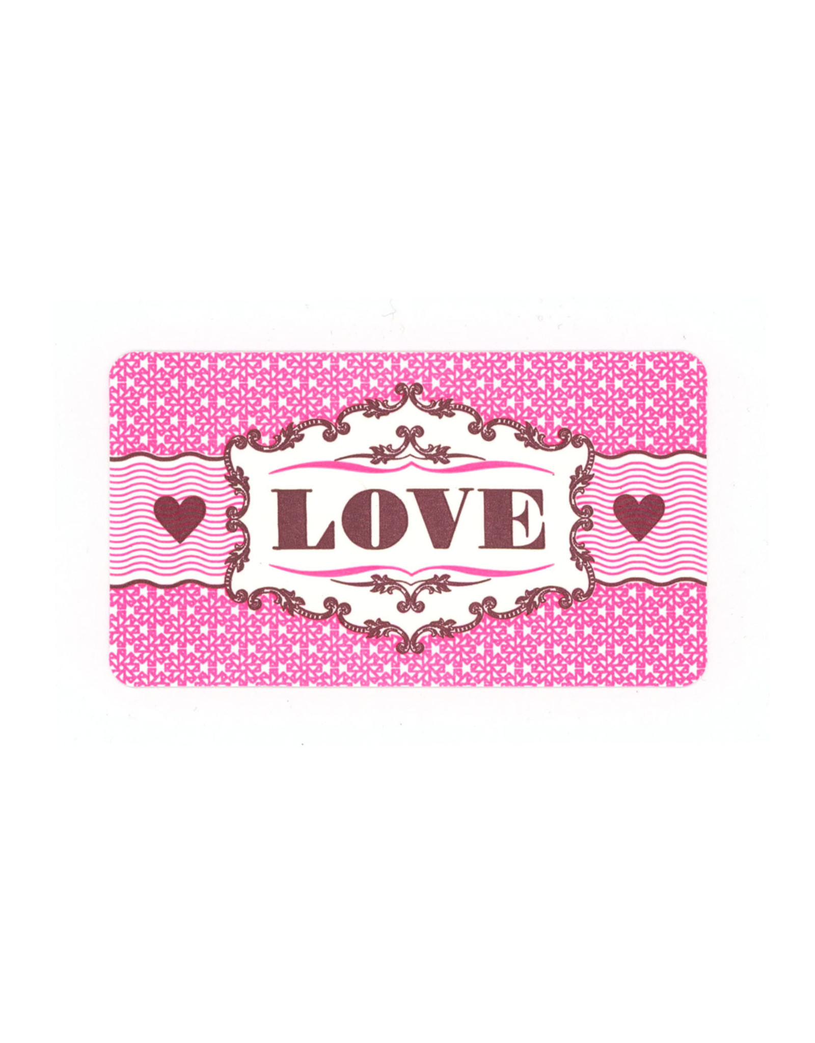 Love Mini Card