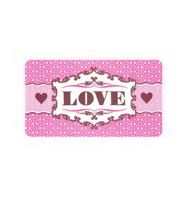 Love Mini Card