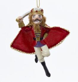 Nutcracker Prince Ornament