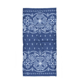 Frog & Toad Press Gaiter -  Navy Paisley