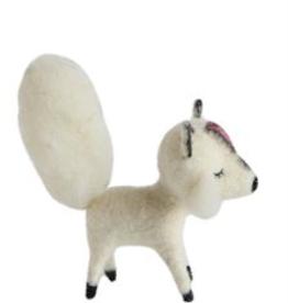 Wool Fox Ornament