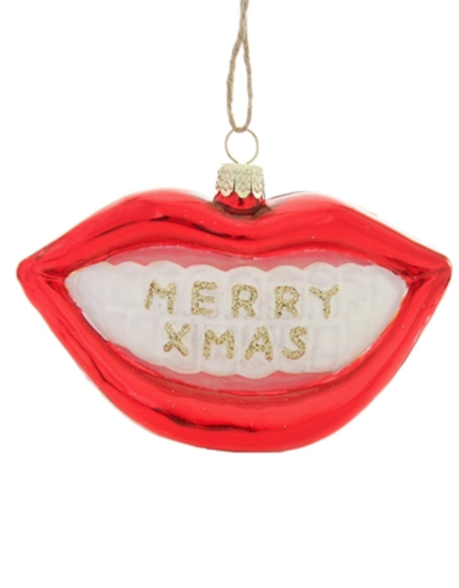 Grills Merry Xmas Ornament