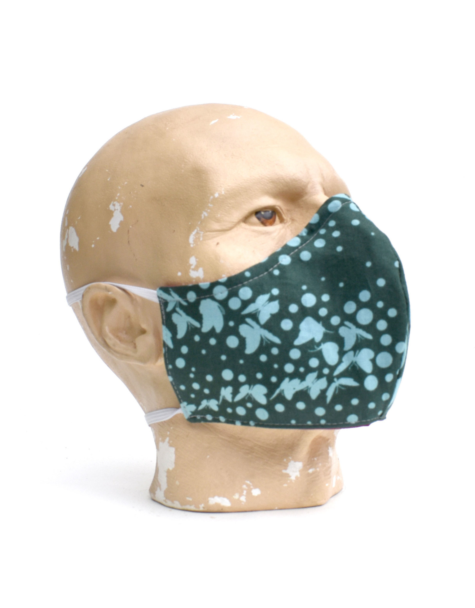 Cloth Face Mask - Butterfly Spatter