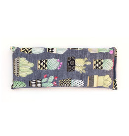 Lavender Eye Pillow :  Cactus